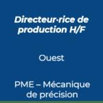 28. directeur de production mécanique de précision